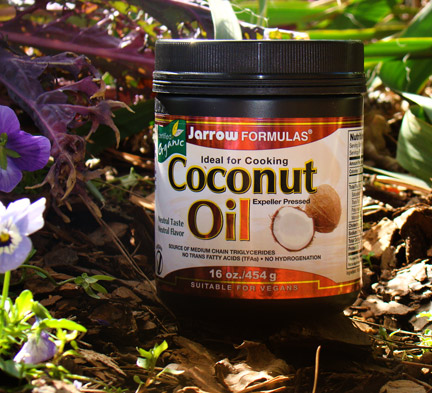 Coconut Oil - Jarron Formulas
