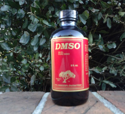 DMSO - Glass Bottle