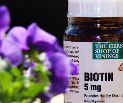 Biotin - 5mg