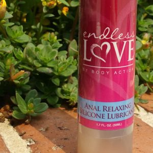 Endless Love Anal Relaxing Lubricant